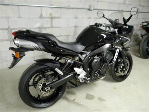 2008 Yamaha FZ6 in Springfield, Massachusetts