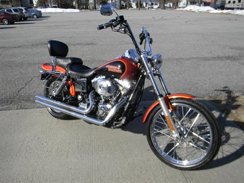 2005 Harley-Davidson FXDWG/FXDWGI Dyna Wide Glide® in Springfield, Massachusetts - Photo 2