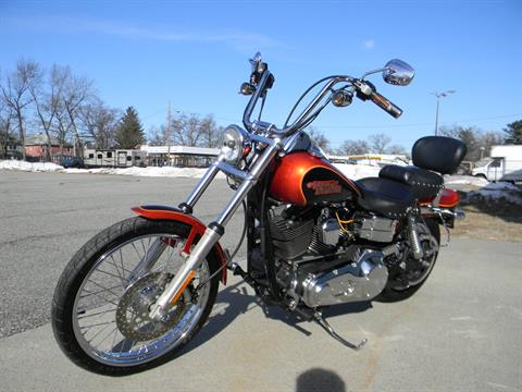 2005 Harley-Davidson FXDWG/FXDWGI Dyna Wide Glide® in Springfield, Massachusetts - Photo 6