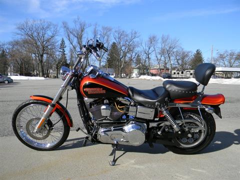 2005 Harley-Davidson FXDWG/FXDWGI Dyna Wide Glide® in Springfield, Massachusetts - Photo 7