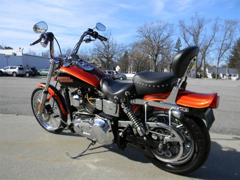 2005 Harley-Davidson FXDWG/FXDWGI Dyna Wide Glide® in Springfield, Massachusetts - Photo 8