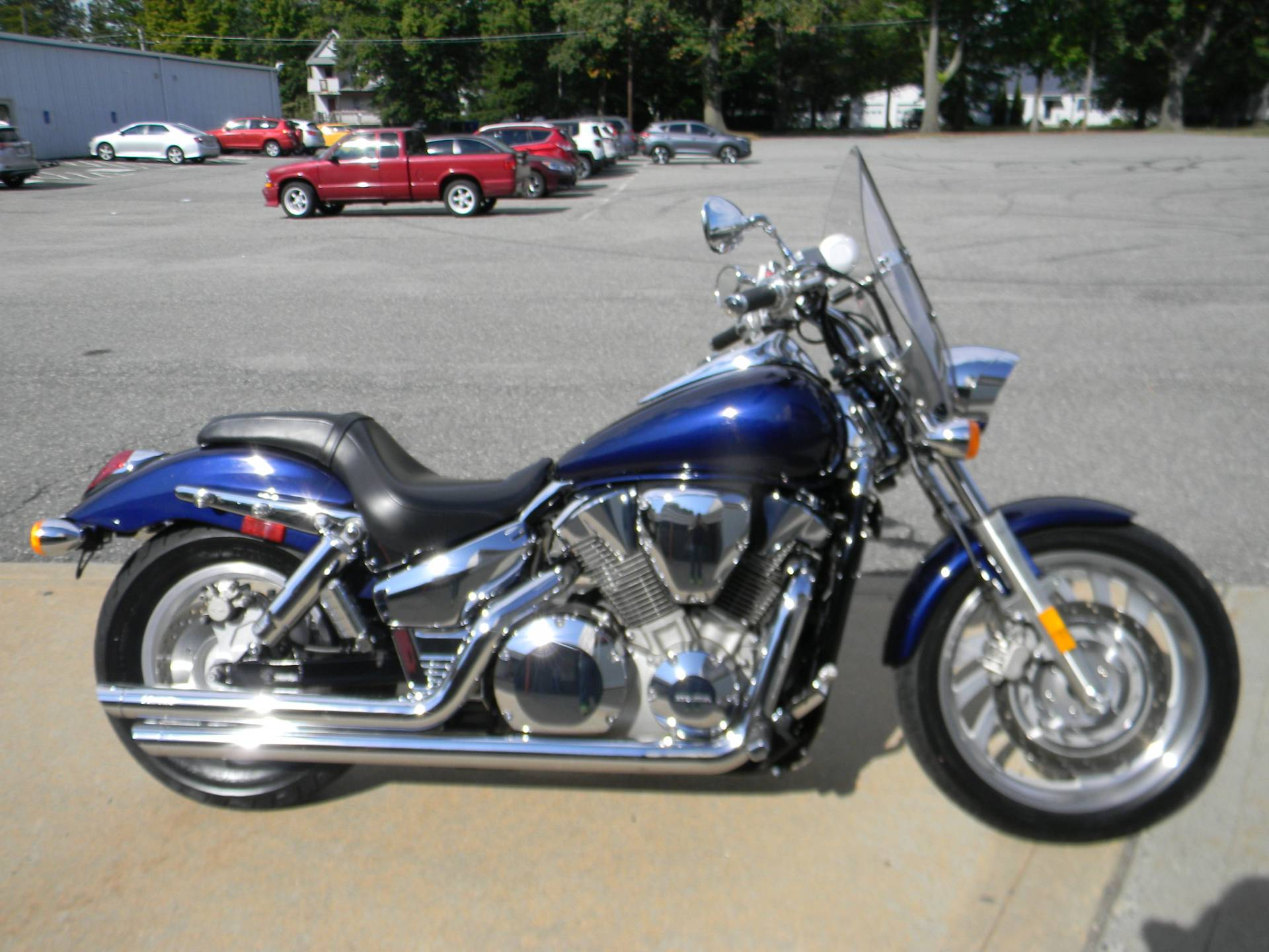 2007 Honda VTX™1300R in Springfield, Massachusetts - Photo 1