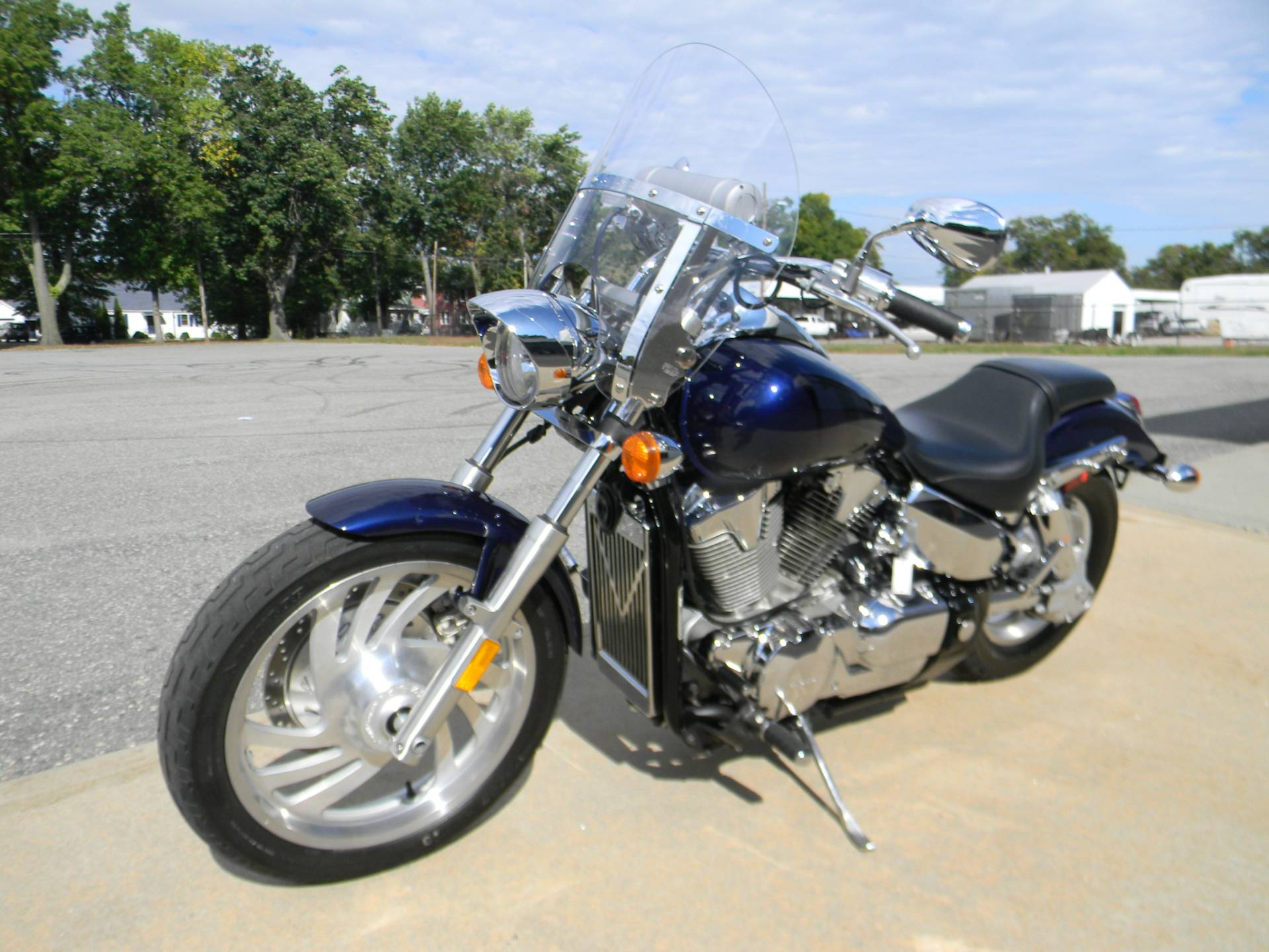 2007 Honda VTX™1300R in Springfield, Massachusetts - Photo 4