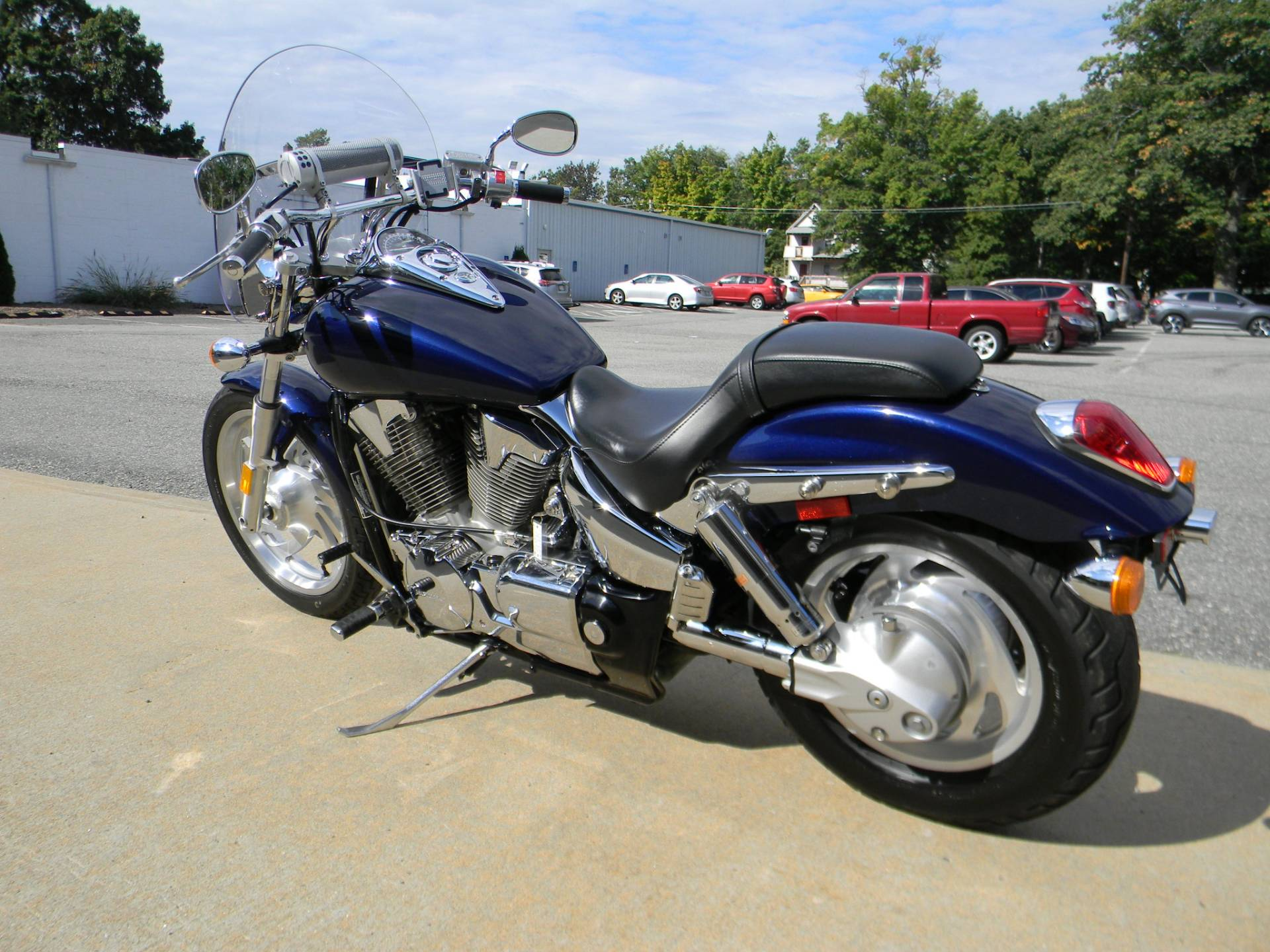 2007 Honda VTX™1300R in Springfield, Massachusetts - Photo 6