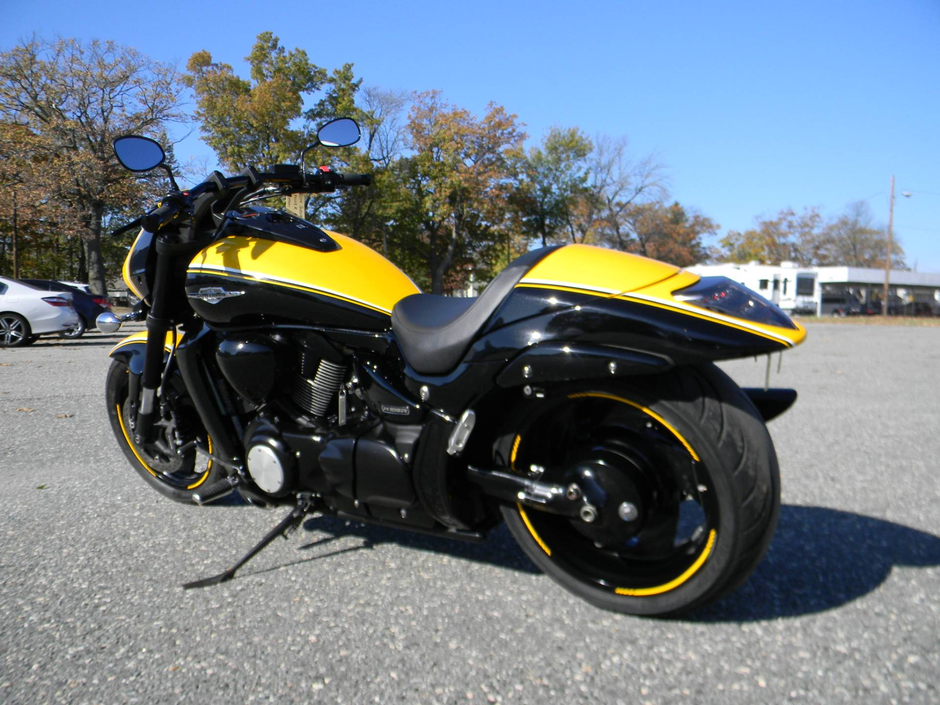2014 Suzuki Boulevard M109R B.O.S.S. in Springfield, Massachusetts - Photo 7