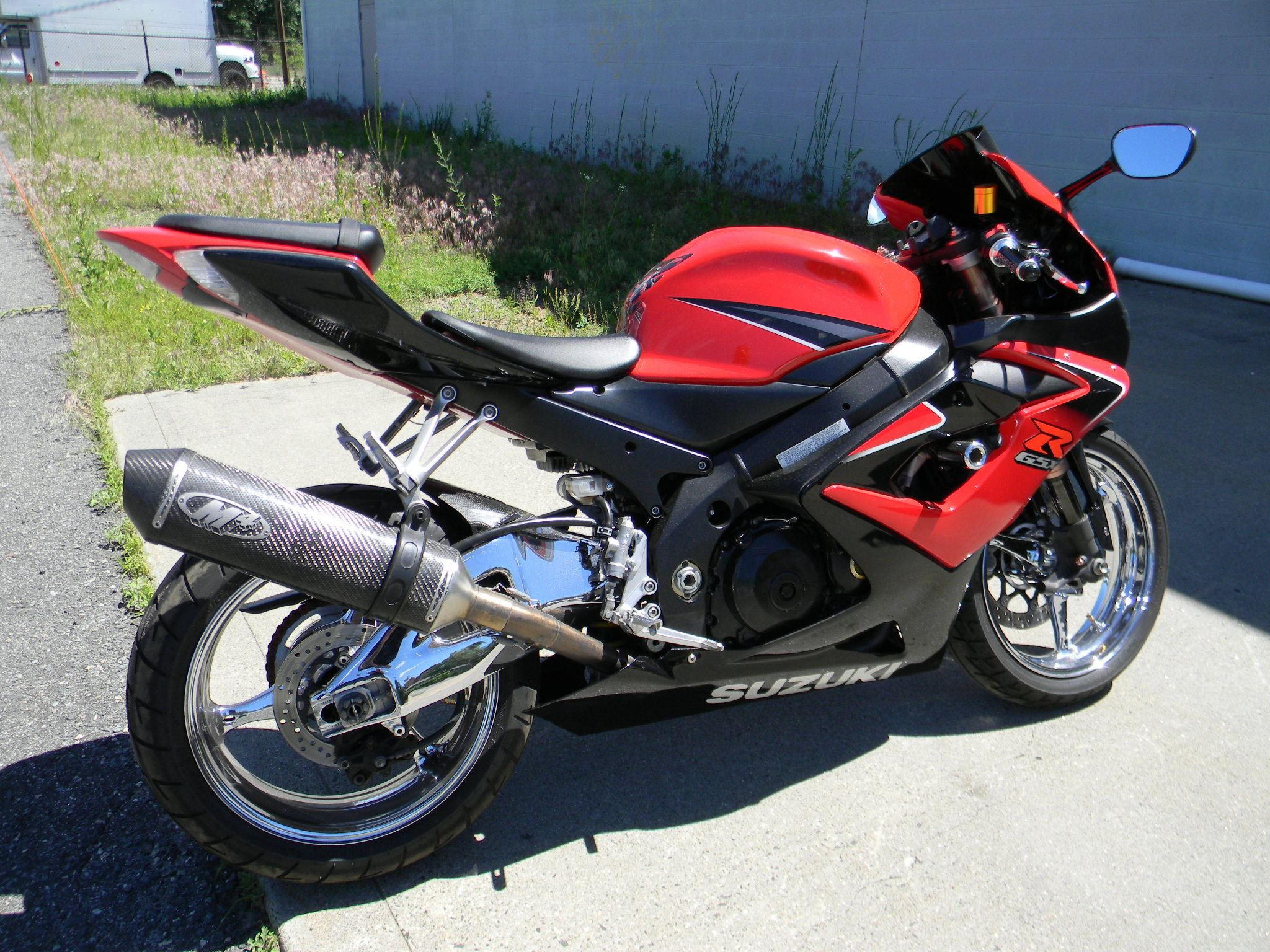 2006 Suzuki GSX-R1000 in Springfield, Massachusetts