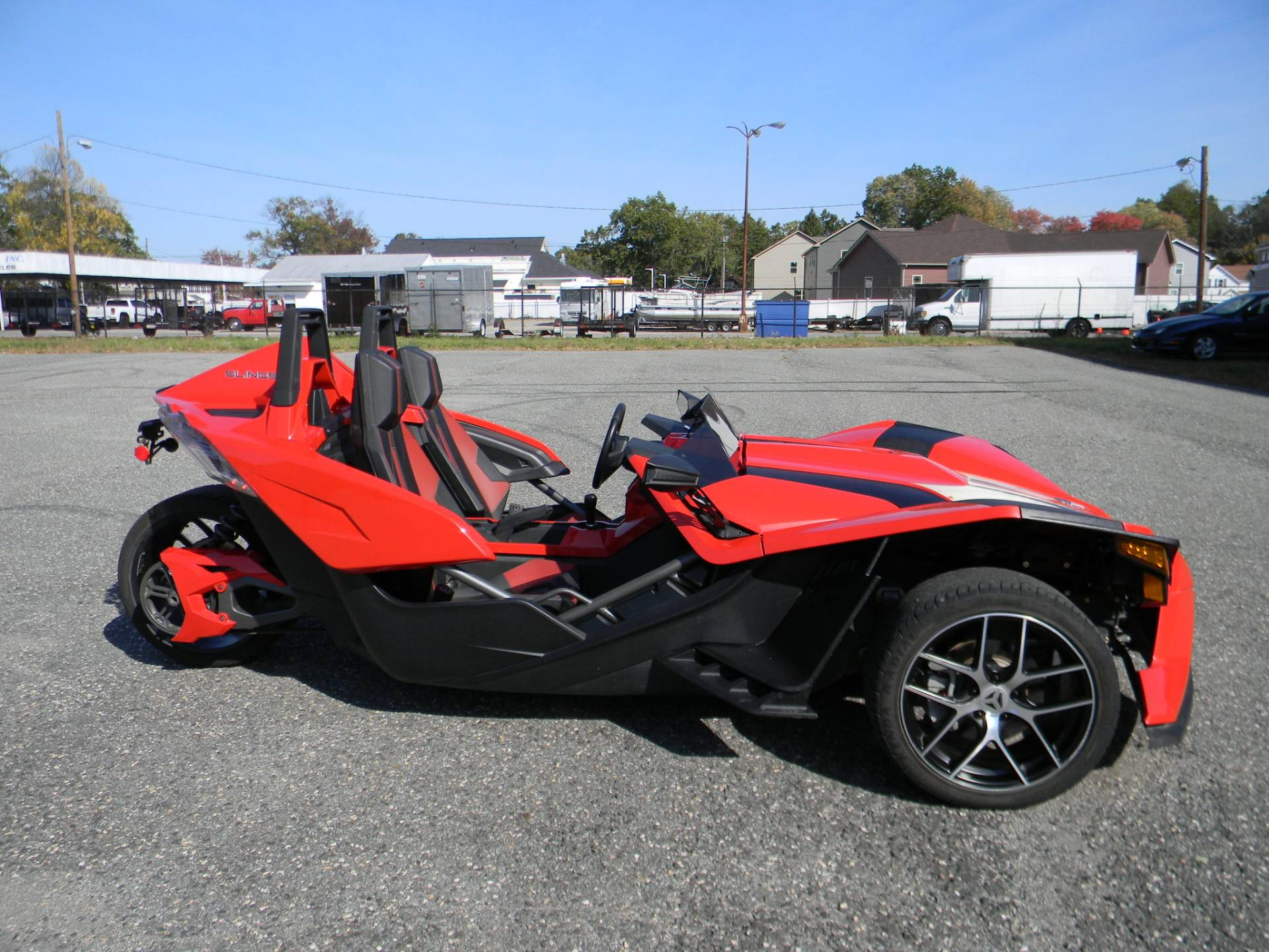 2016 Slingshot Slingshot SL in Springfield, Massachusetts - Photo 1