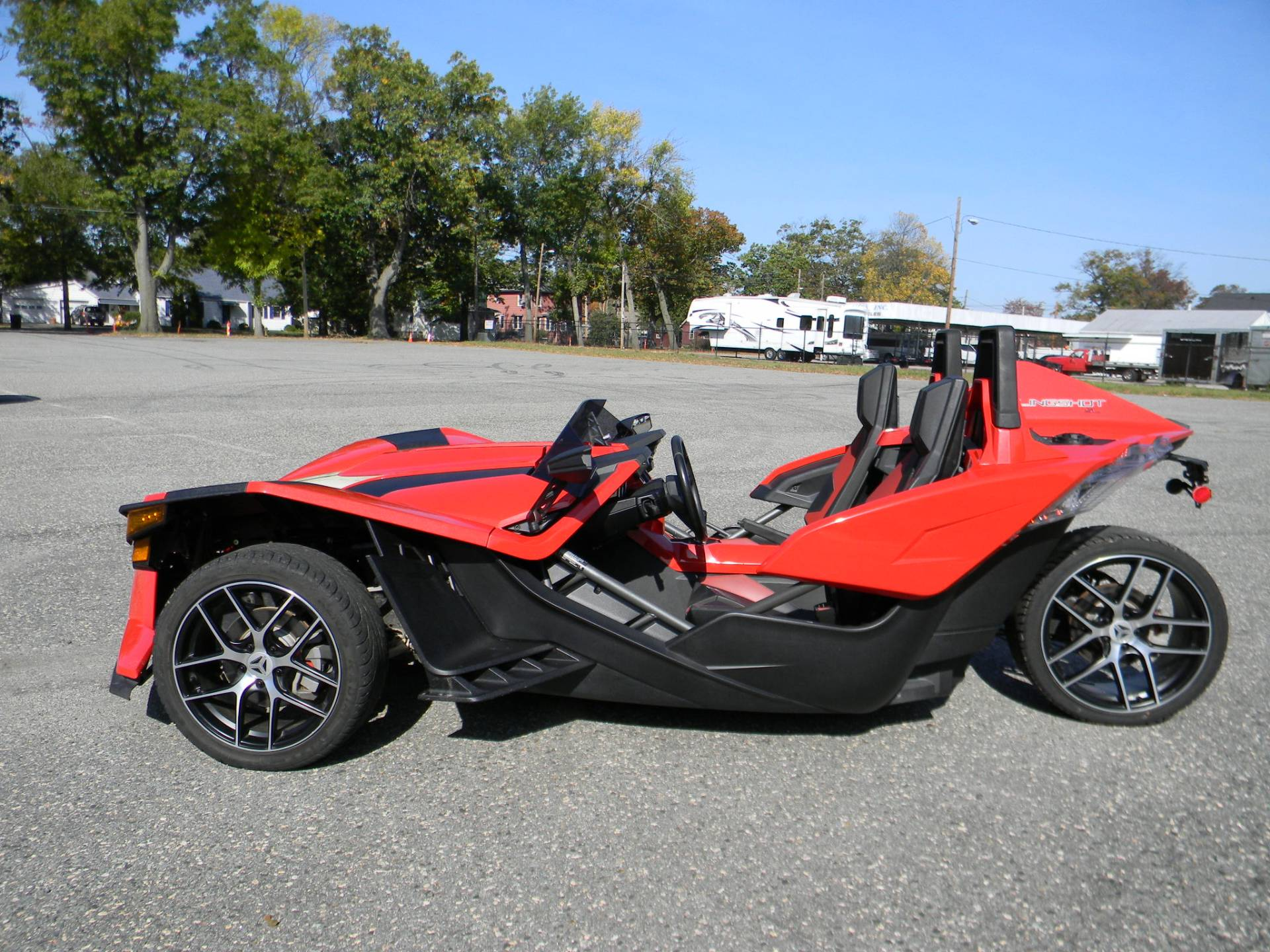 2016 Slingshot Slingshot SL in Springfield, Massachusetts - Photo 8