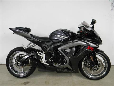 2007 Suzuki GSX-R750™ in Springfield, Massachusetts - Photo 1