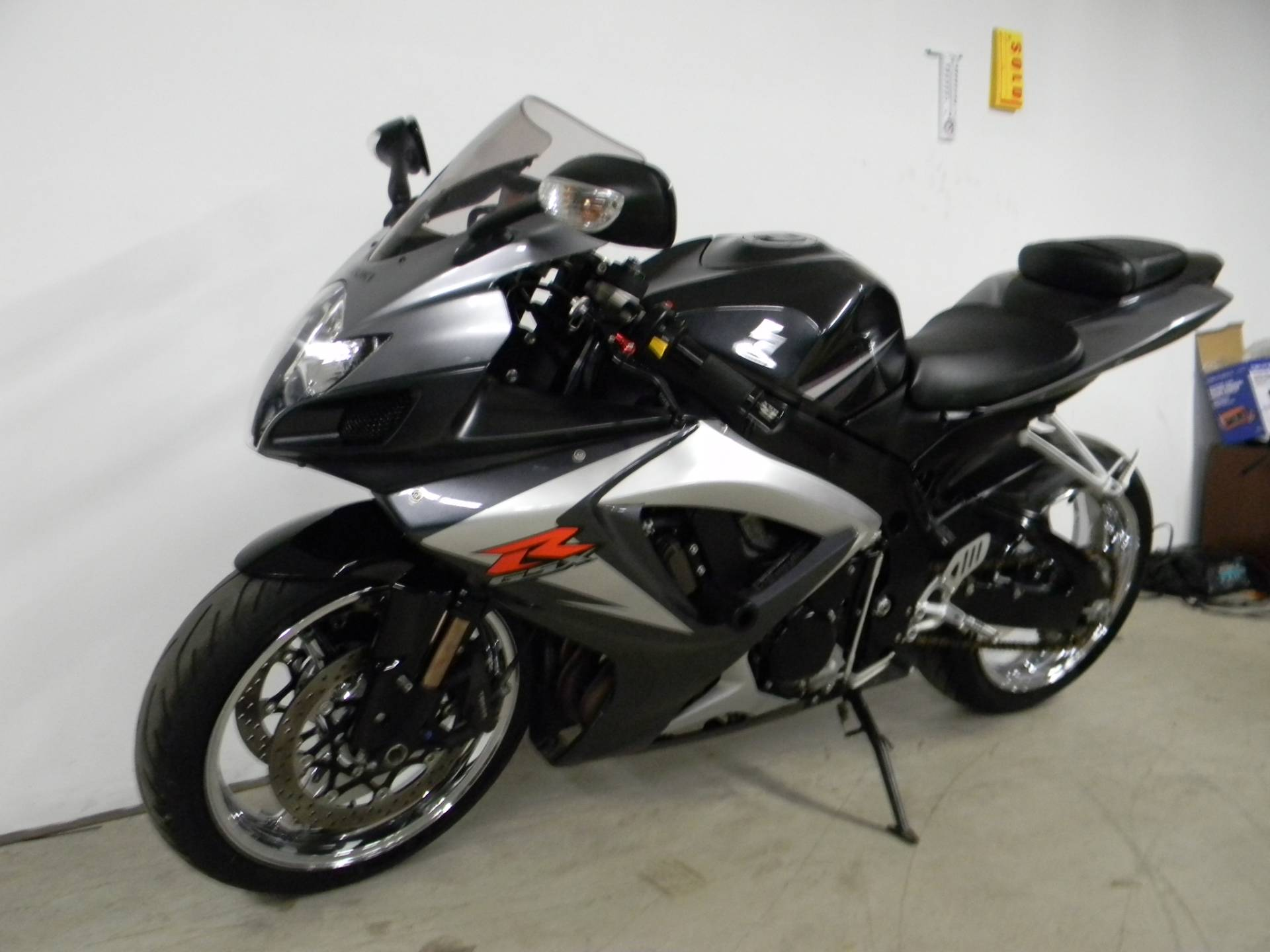 2007 Suzuki GSX-R750™ in Springfield, Massachusetts - Photo 4