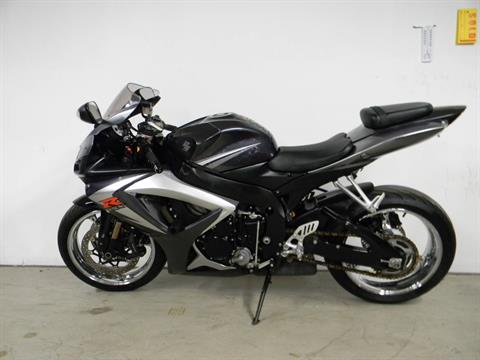 2007 Suzuki GSX-R750™ in Springfield, Massachusetts - Photo 5