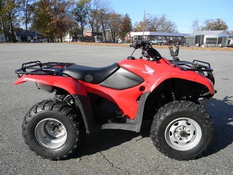 2010 Honda FourTrax® Rancher® 4x4 in Springfield, Massachusetts