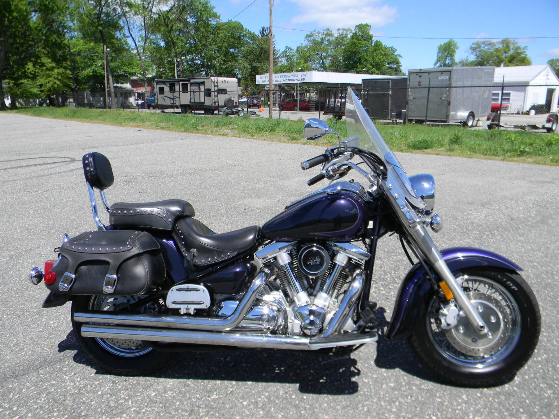 2003 Yamaha Road Star in Springfield, Massachusetts - Photo 1