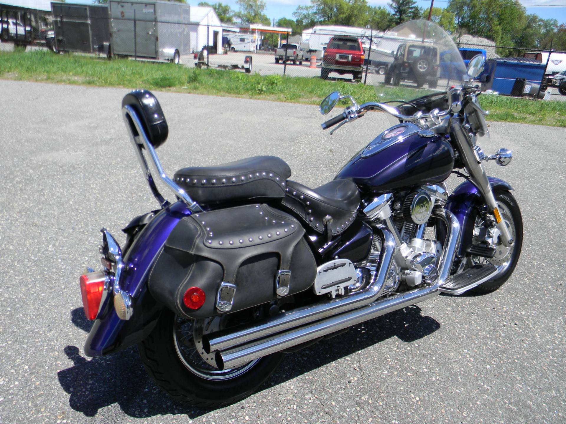 2003 Yamaha Road Star in Springfield, Massachusetts - Photo 3