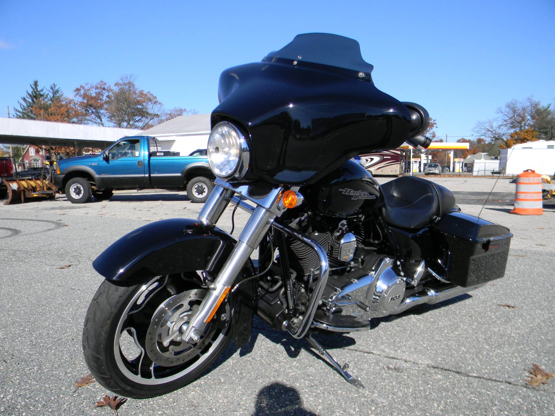 2013 Harley-Davidson Street Glide® in Springfield, Massachusetts - Photo 5