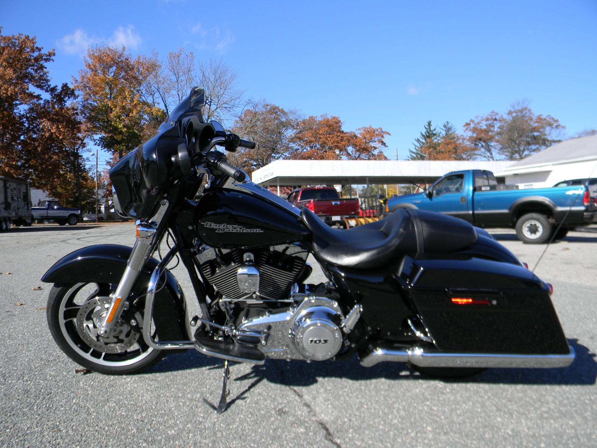 2013 Harley-Davidson Street Glide® in Springfield, Massachusetts - Photo 6