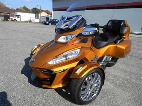 2014 Can-Am Spyder® RT Limited in Springfield, Massachusetts - Photo 7