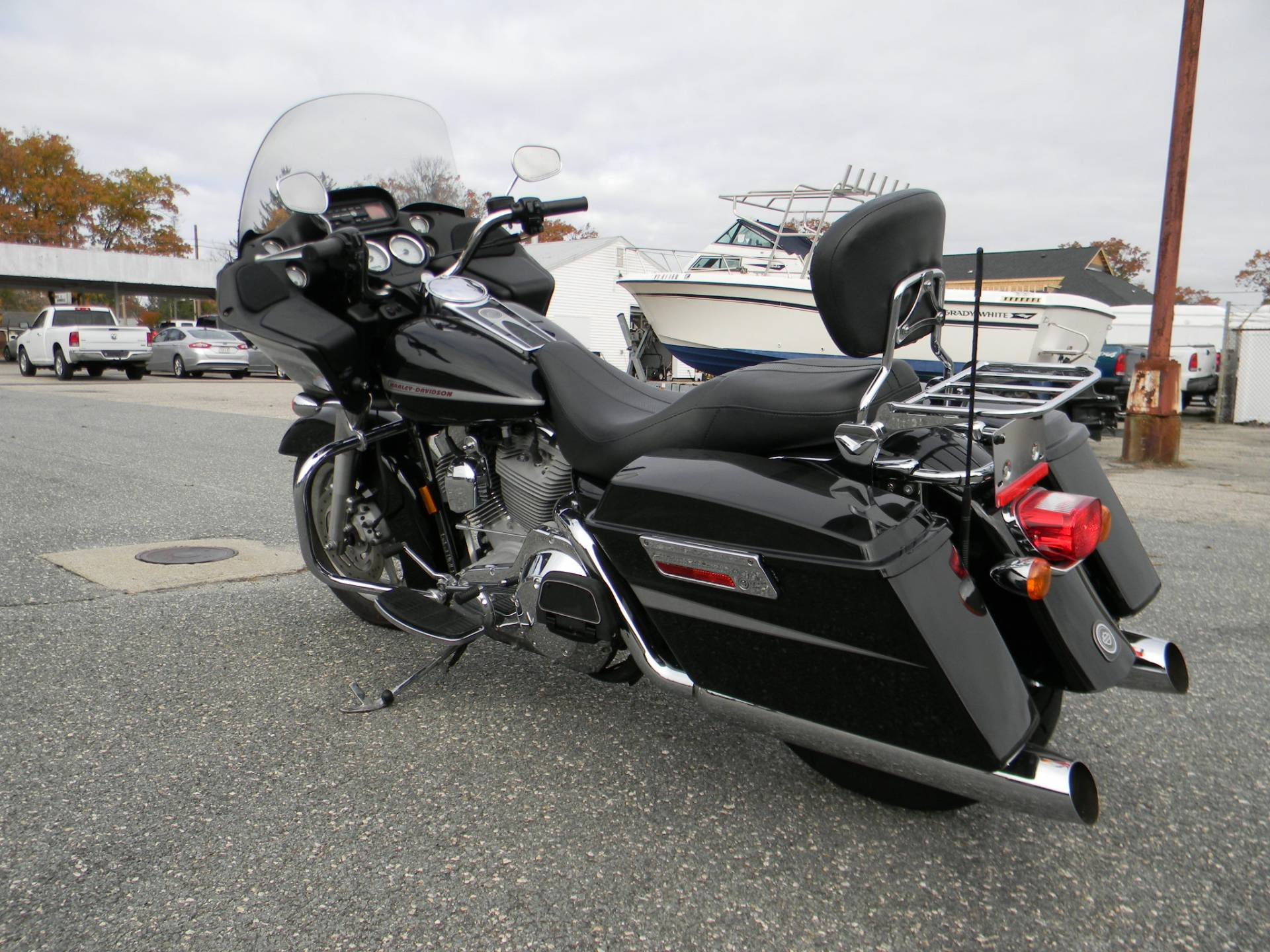 2005 Harley-Davidson FLTRI Road Glide® in Springfield, Massachusetts - Photo 9