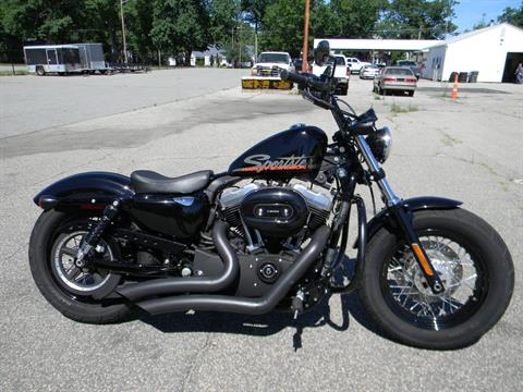 2011 Harley-Davidson Sportster® Forty-Eight™  in Springfield, Massachusetts