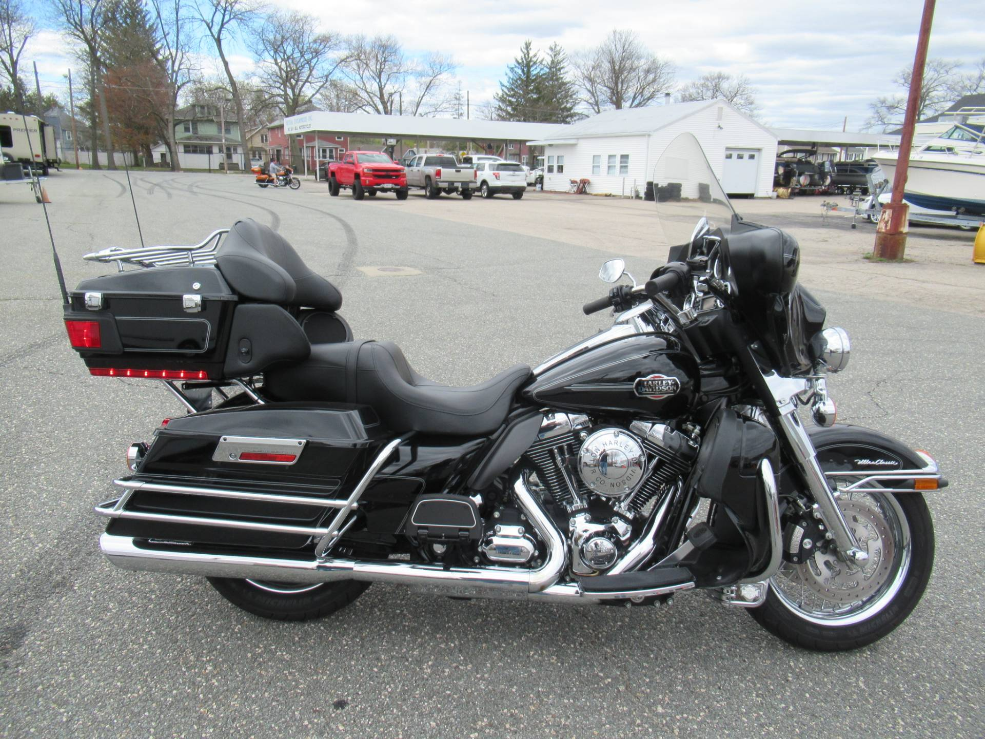 2010 Harley-Davidson Ultra Classic® Electra Glide® in Springfield, Massachusetts - Photo 1