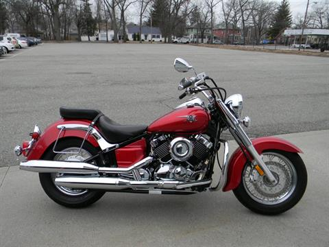 2007 Yamaha V Star® Classic in Springfield, Massachusetts