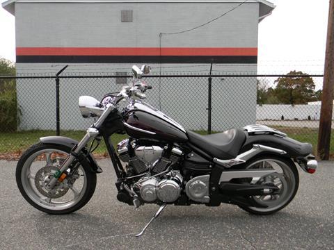 2009 Yamaha Raider in Springfield, Massachusetts