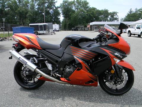 2009 Kawasaki Ninja® ZX™-14 in Springfield, Massachusetts