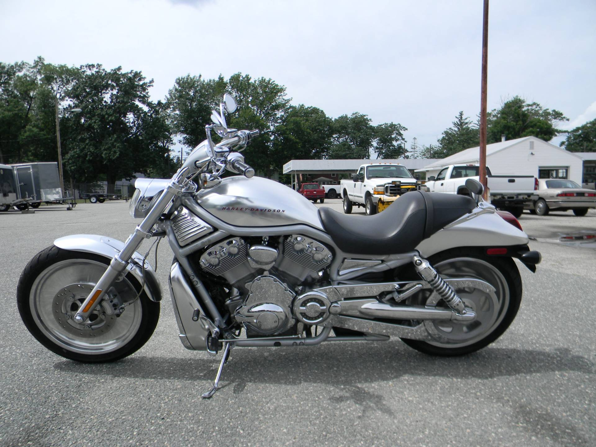 2002 Harley-Davidson VRSCA  V-Rod® in Springfield, Massachusetts