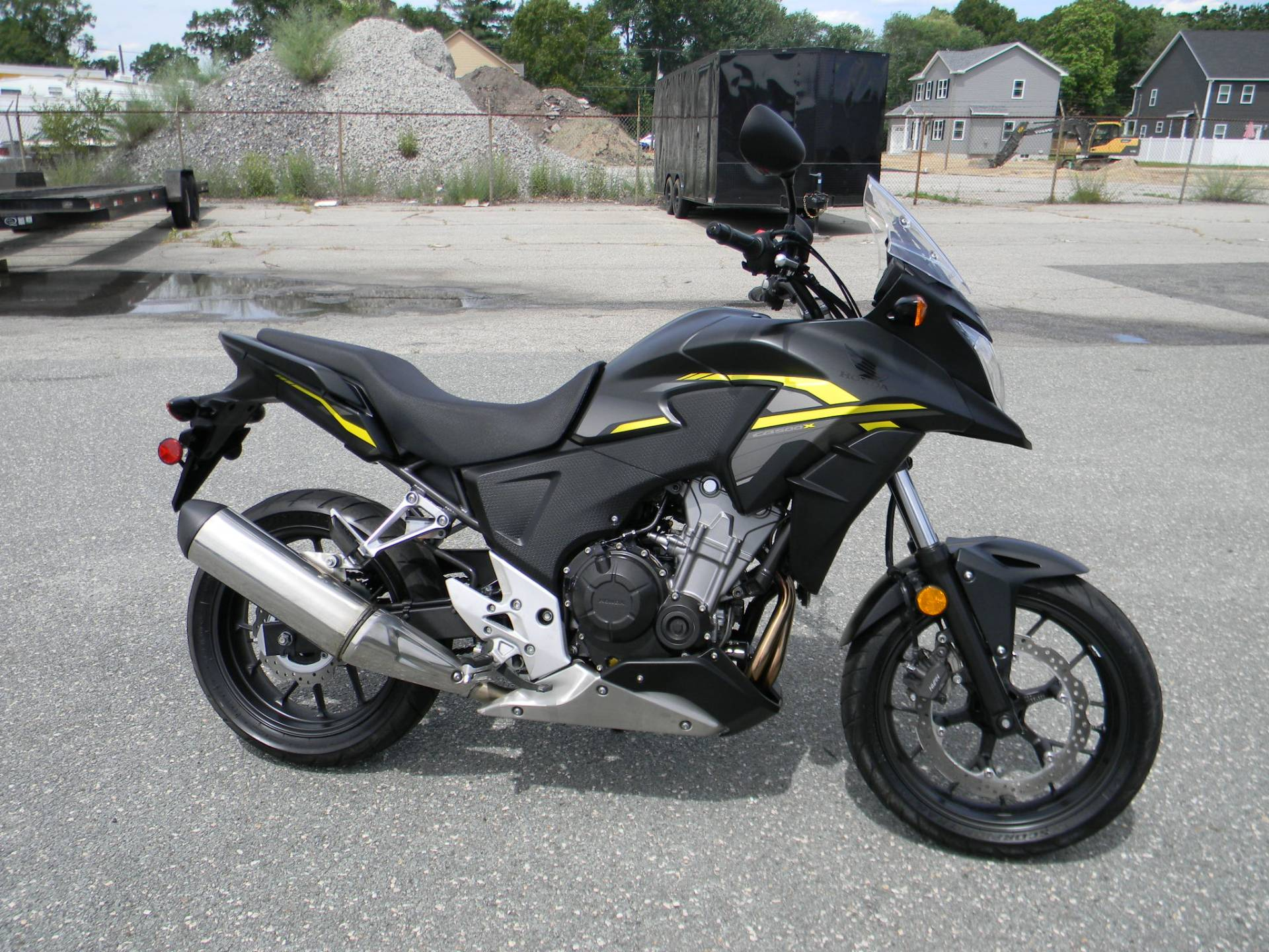 2015 Honda CB500X in Springfield, Massachusetts - Photo 1