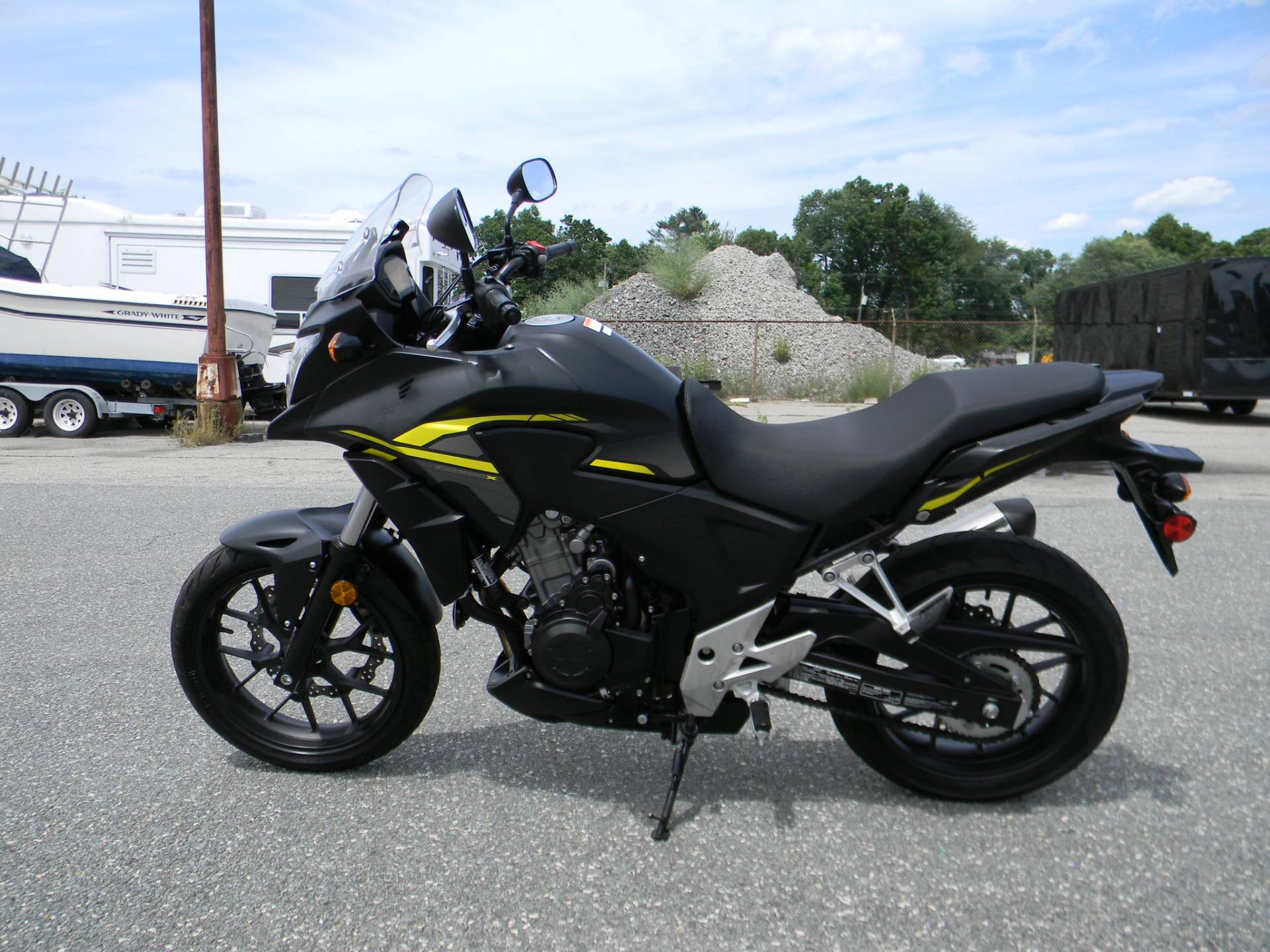 2015 Honda CB500X in Springfield, Massachusetts - Photo 5