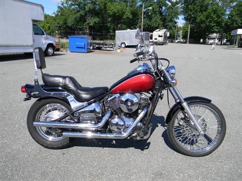 2002 Kawasaki Vulcan 800 in Springfield, Massachusetts