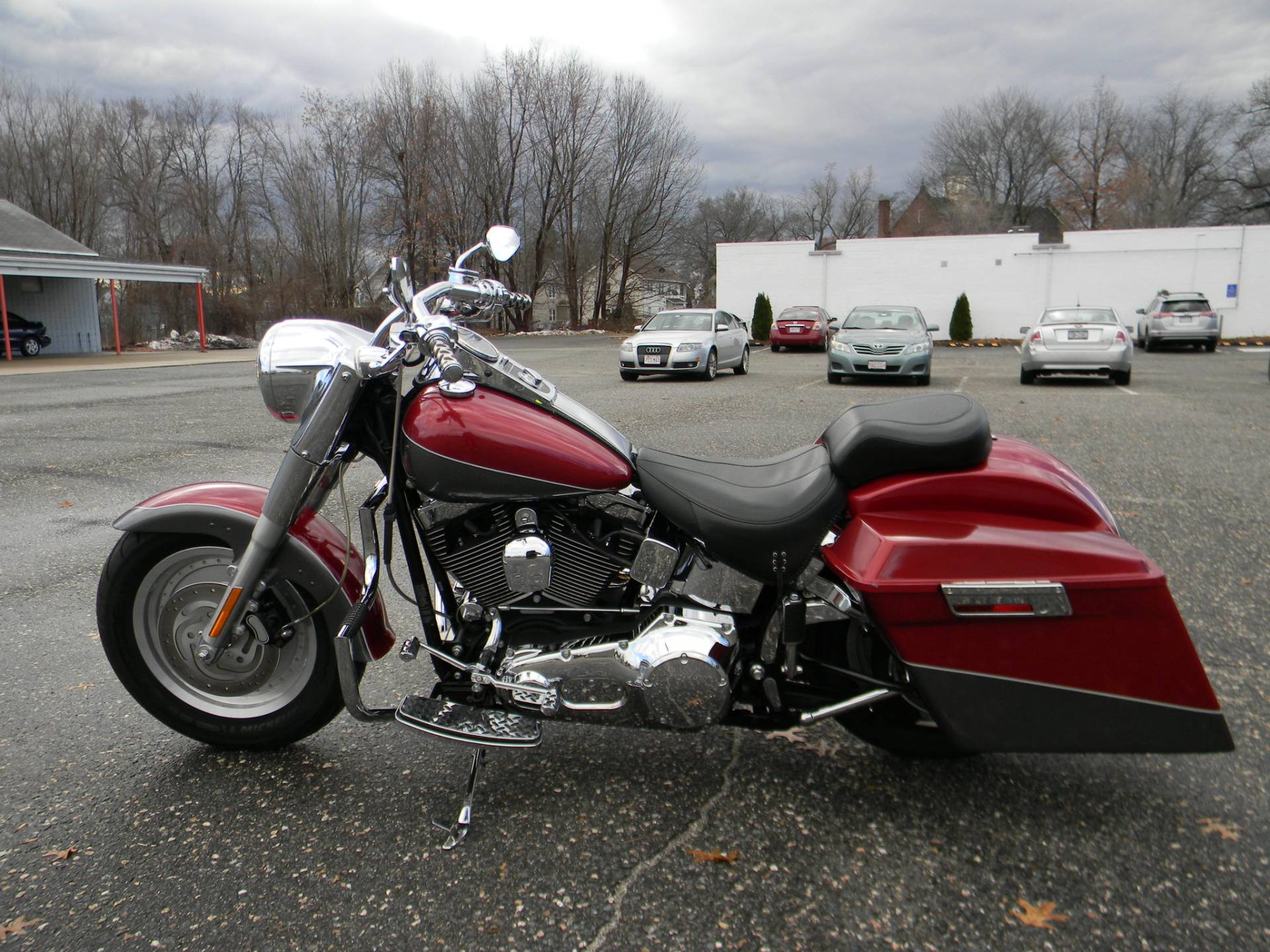 2005 Harley-Davidson FLSTF/FLSTFI Fat Boy® in Springfield, Massachusetts - Photo 6