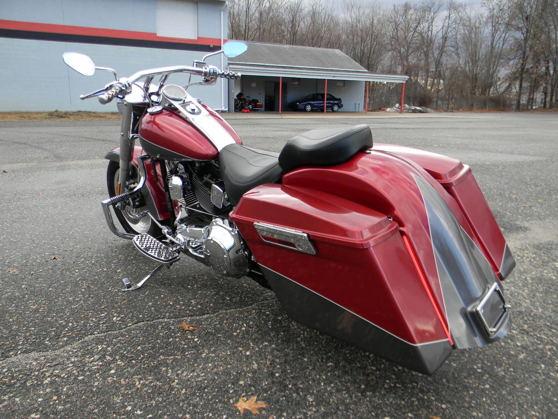 2005 Harley-Davidson FLSTF/FLSTFI Fat Boy® in Springfield, Massachusetts - Photo 7