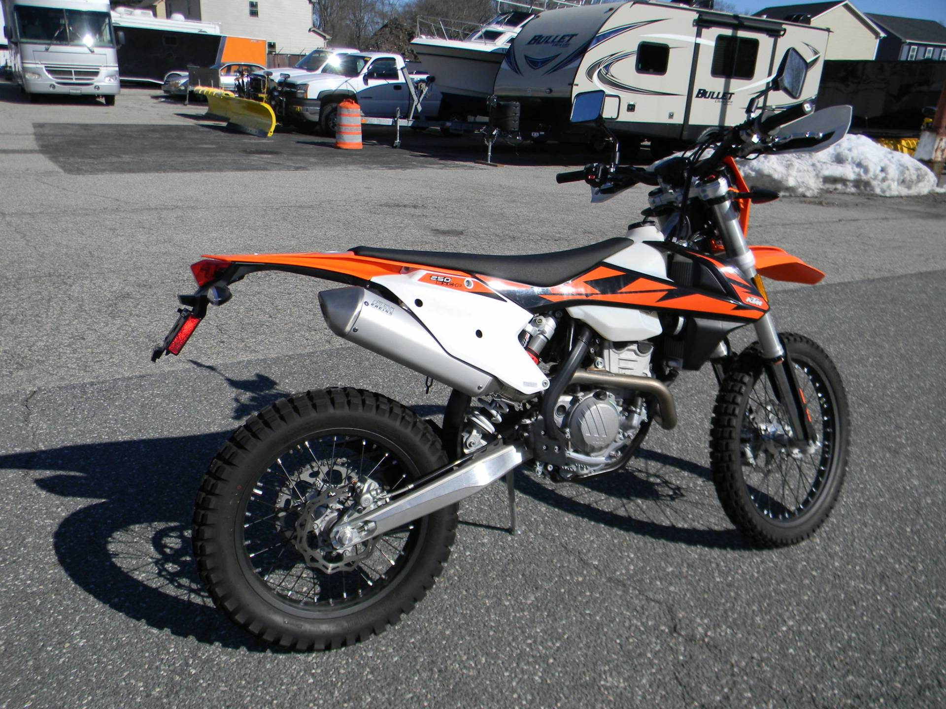 2018 KTM 250 EXC-F in Springfield, Massachusetts - Photo 3