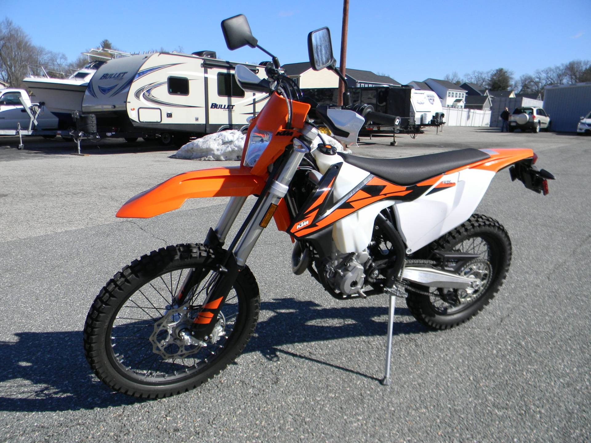 2018 KTM 250 EXC-F in Springfield, Massachusetts - Photo 5