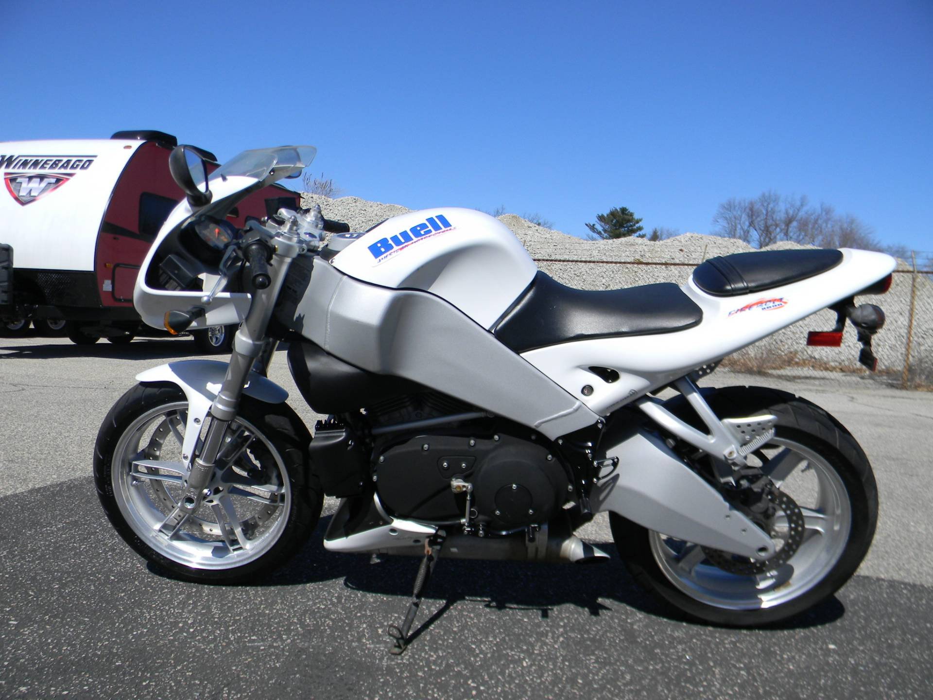 2003 Buell Firebolt®  XB9R in Springfield, Massachusetts - Photo 5