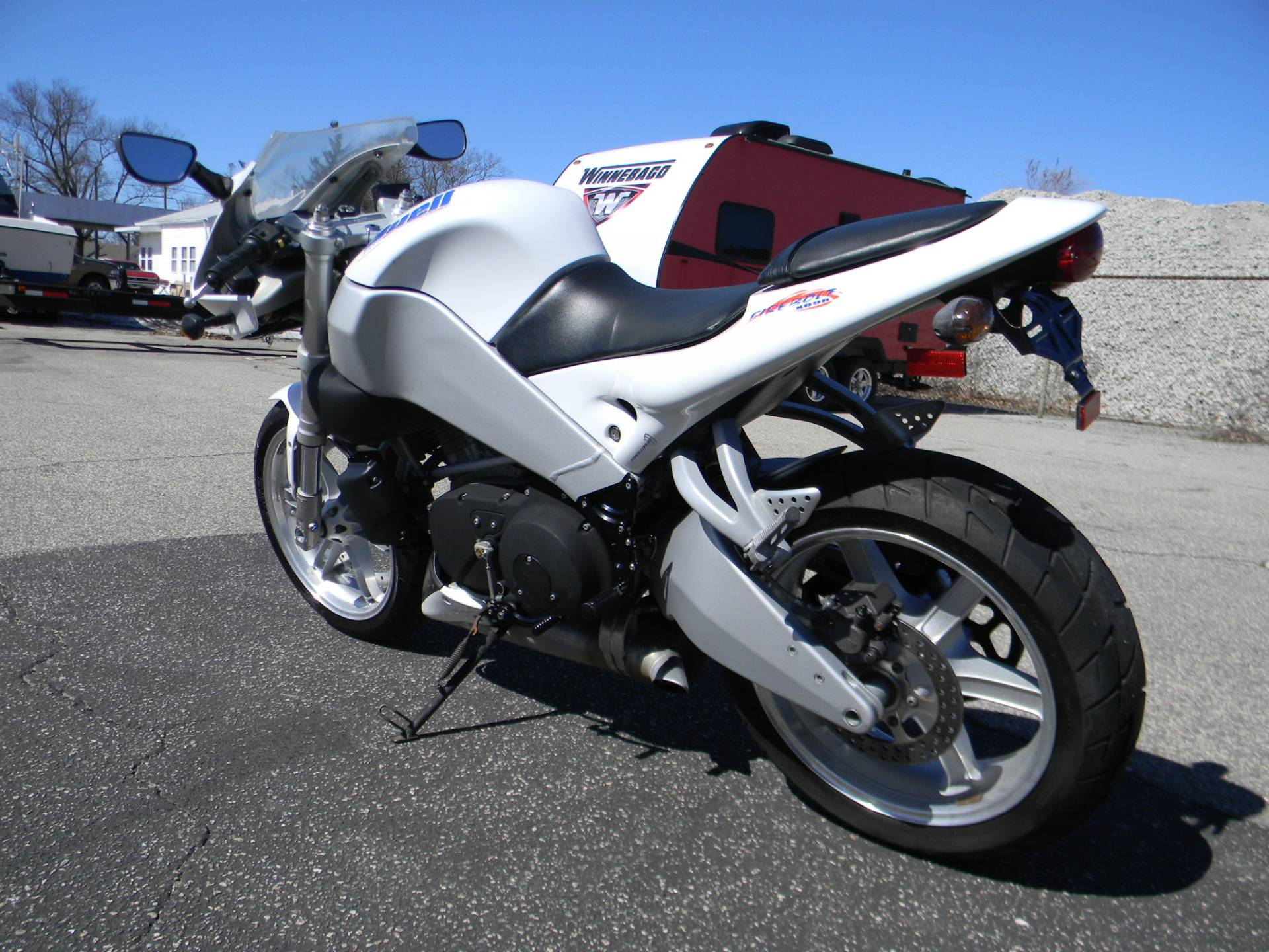 2003 Buell Firebolt®  XB9R in Springfield, Massachusetts - Photo 6