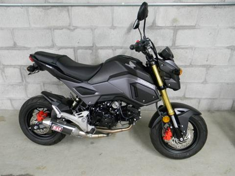 2017 Honda Grom in Springfield, Massachusetts