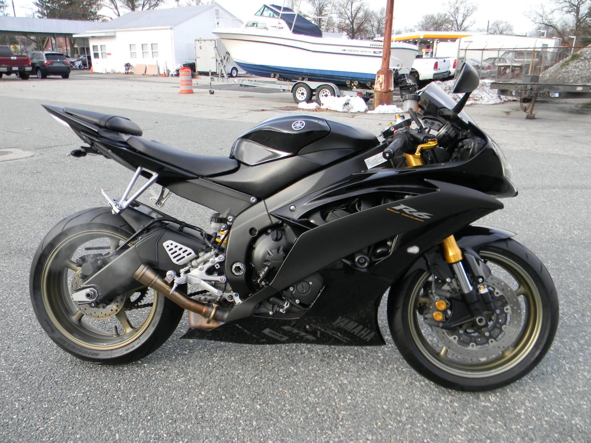 2008 Yamaha YZFR6 for sale 35958