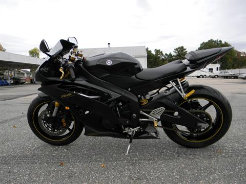 2008 Yamaha YZFR6 in Springfield, Massachusetts - Photo 6