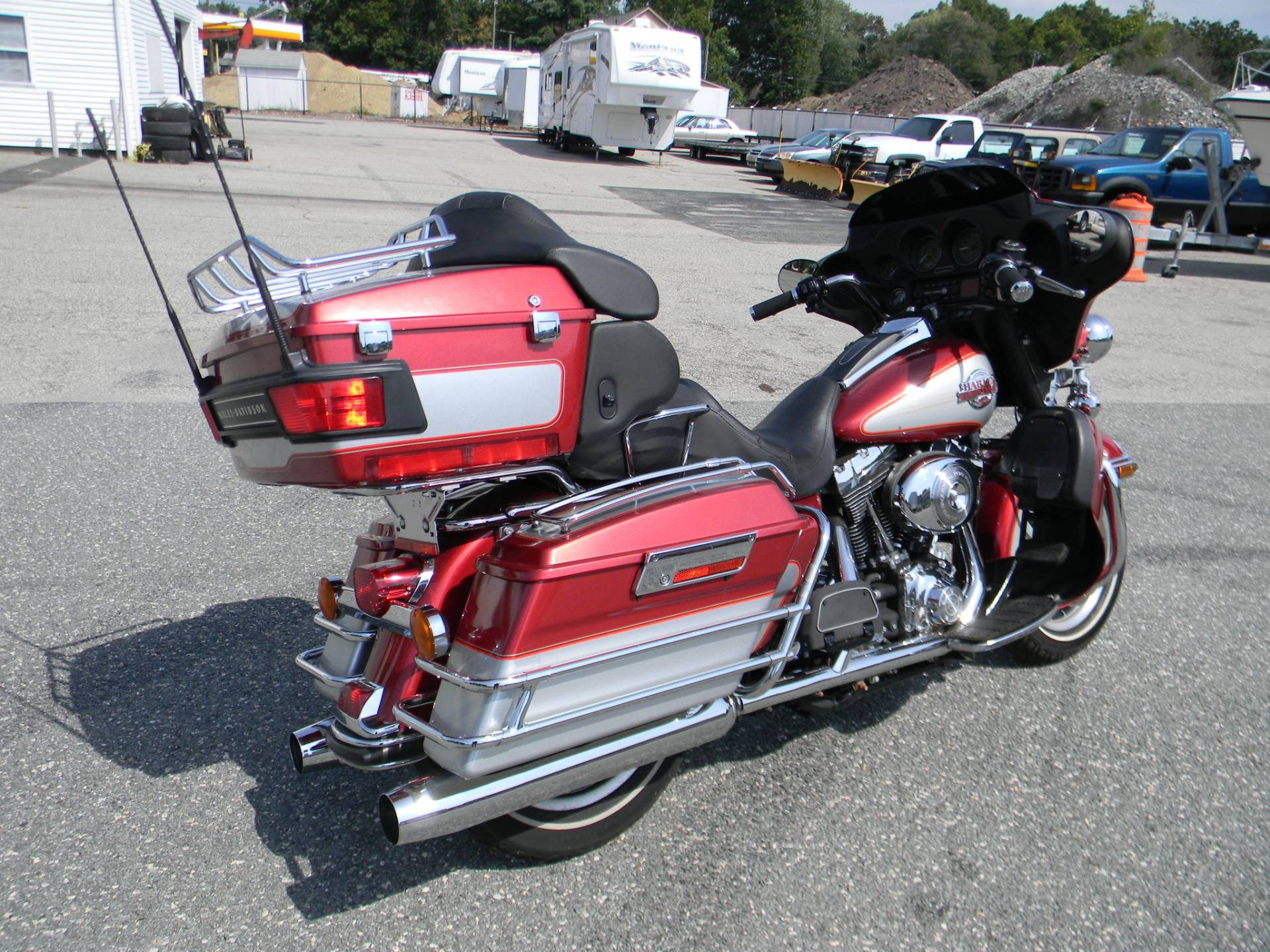 2005 Harley-Davidson FLHTCUI Ultra Classic® Electra Glide® in Springfield, Massachusetts - Photo 3