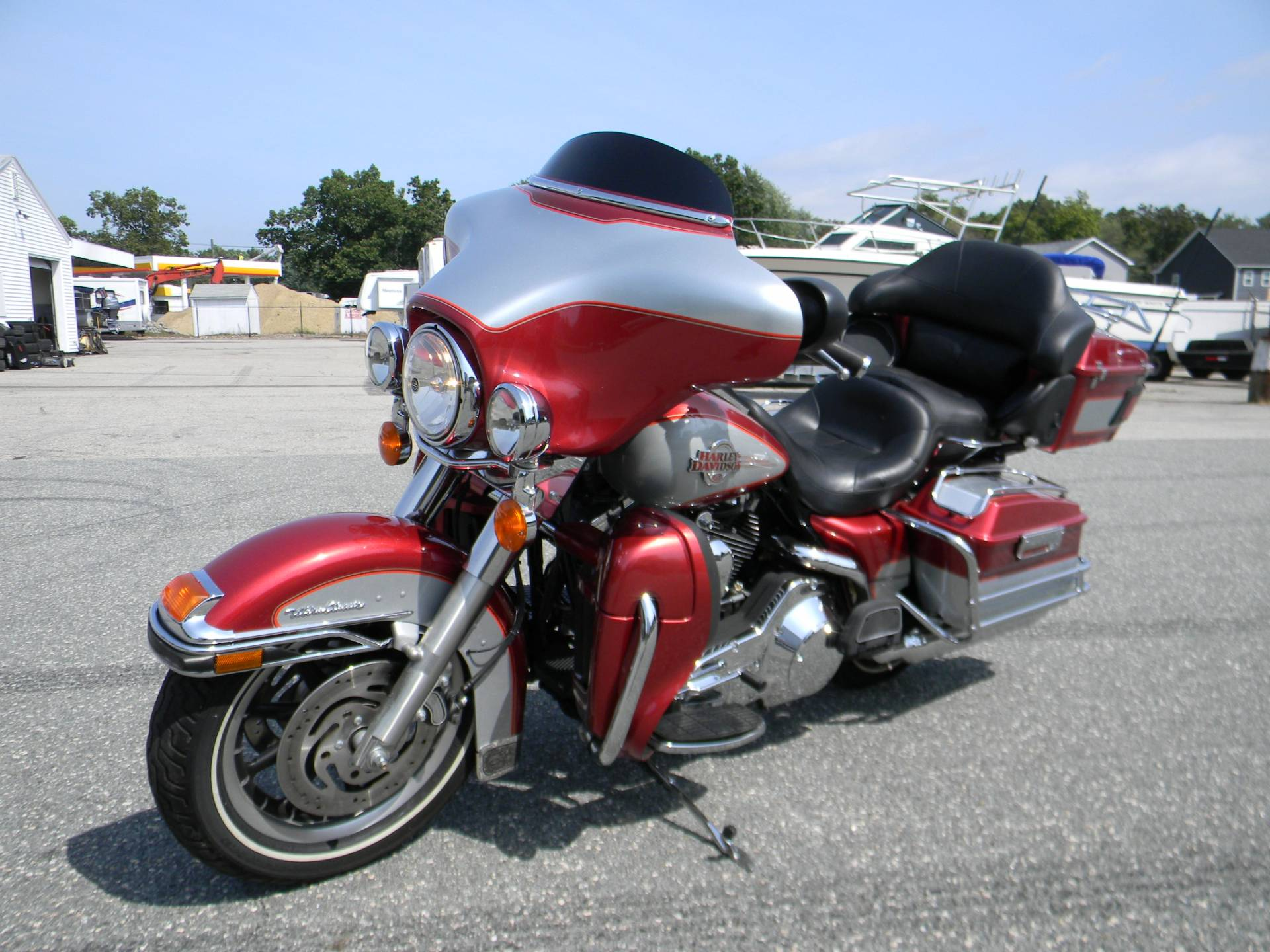2005 Harley-Davidson FLHTCUI Ultra Classic® Electra Glide® in Springfield, Massachusetts - Photo 6