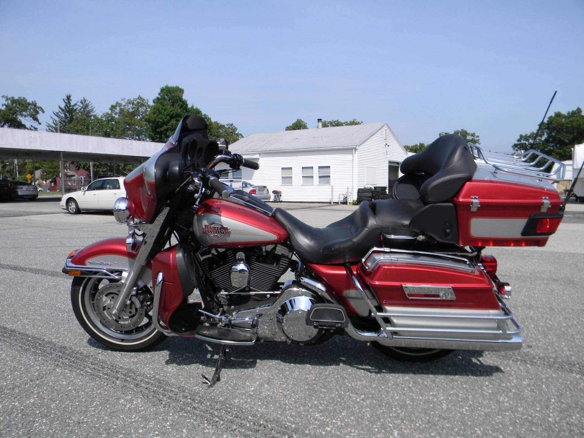 2005 Harley-Davidson FLHTCUI Ultra Classic® Electra Glide® in Springfield, Massachusetts - Photo 7