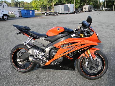 2009 Yamaha YZF-R6 in Springfield, Massachusetts - Photo 1
