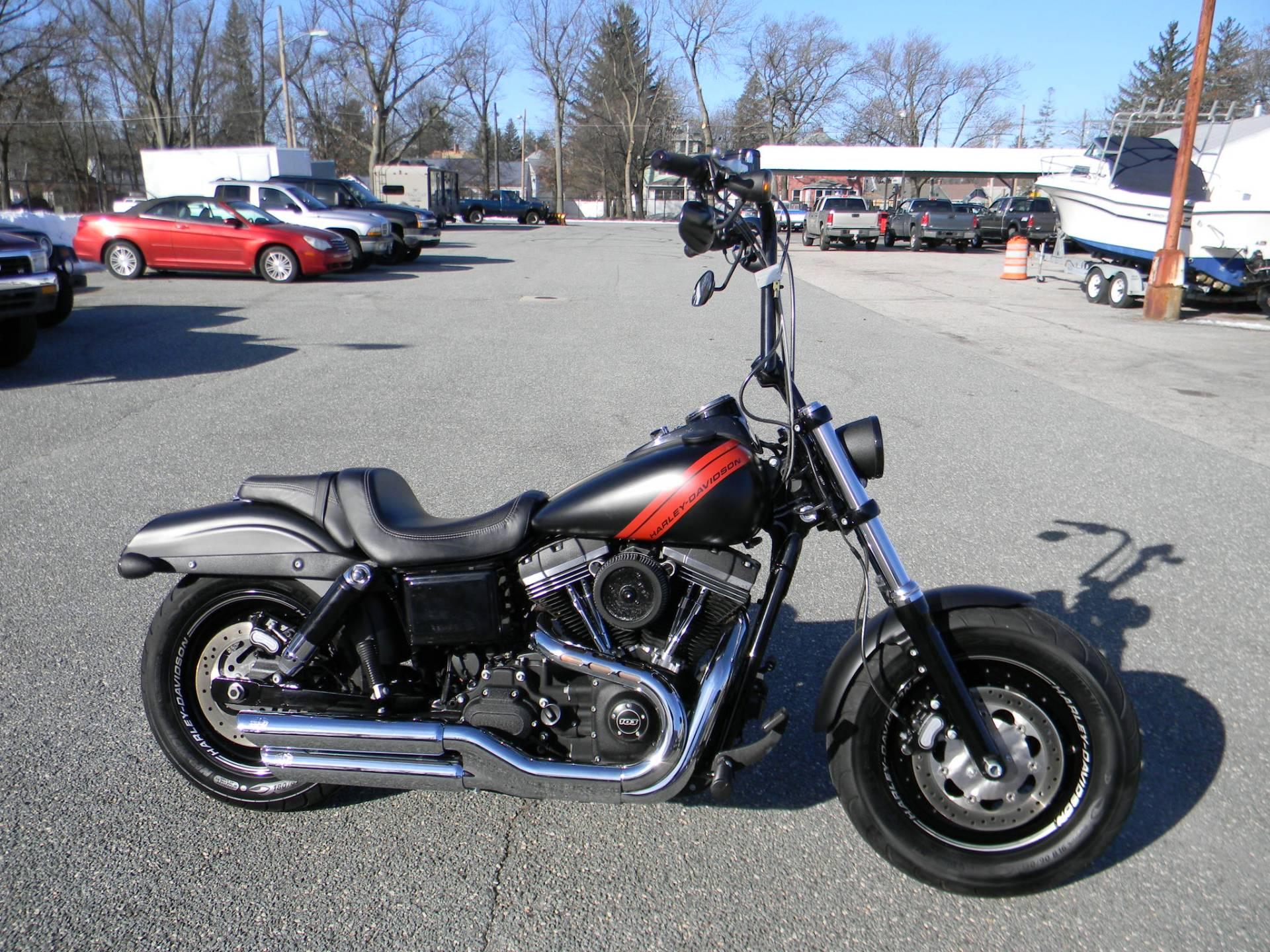 2015 Harley-Davidson Fat Bob for sale 3405