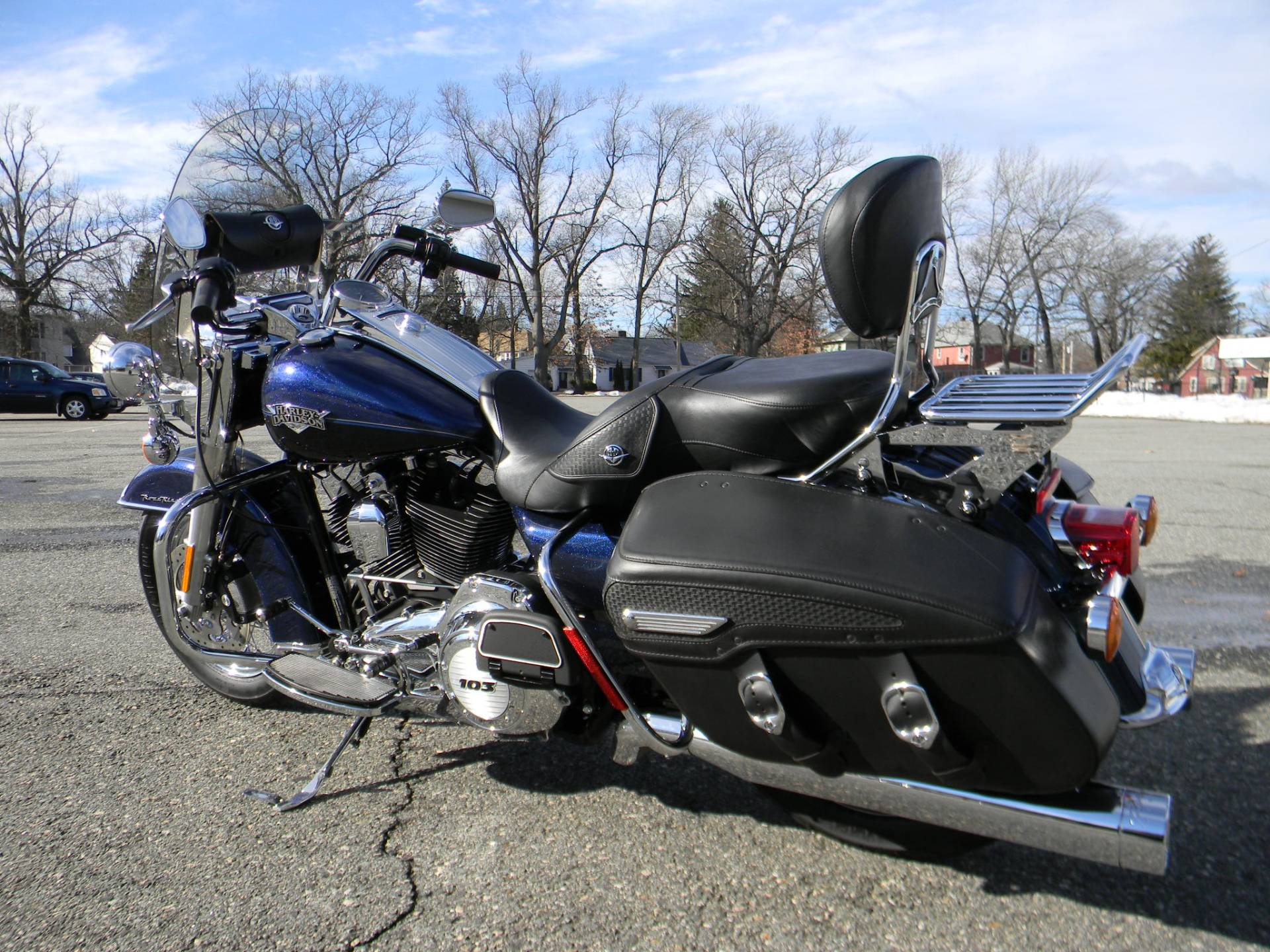 2012 Harley-Davidson Road King® Classic in Springfield, Massachusetts