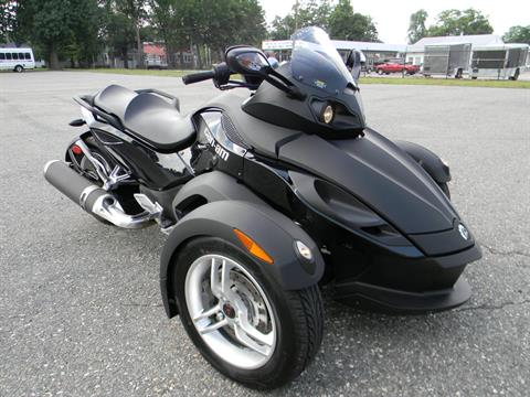2009 Can-Am Spyder™ GS Phantom Black Limited Edition in Springfield, Massachusetts