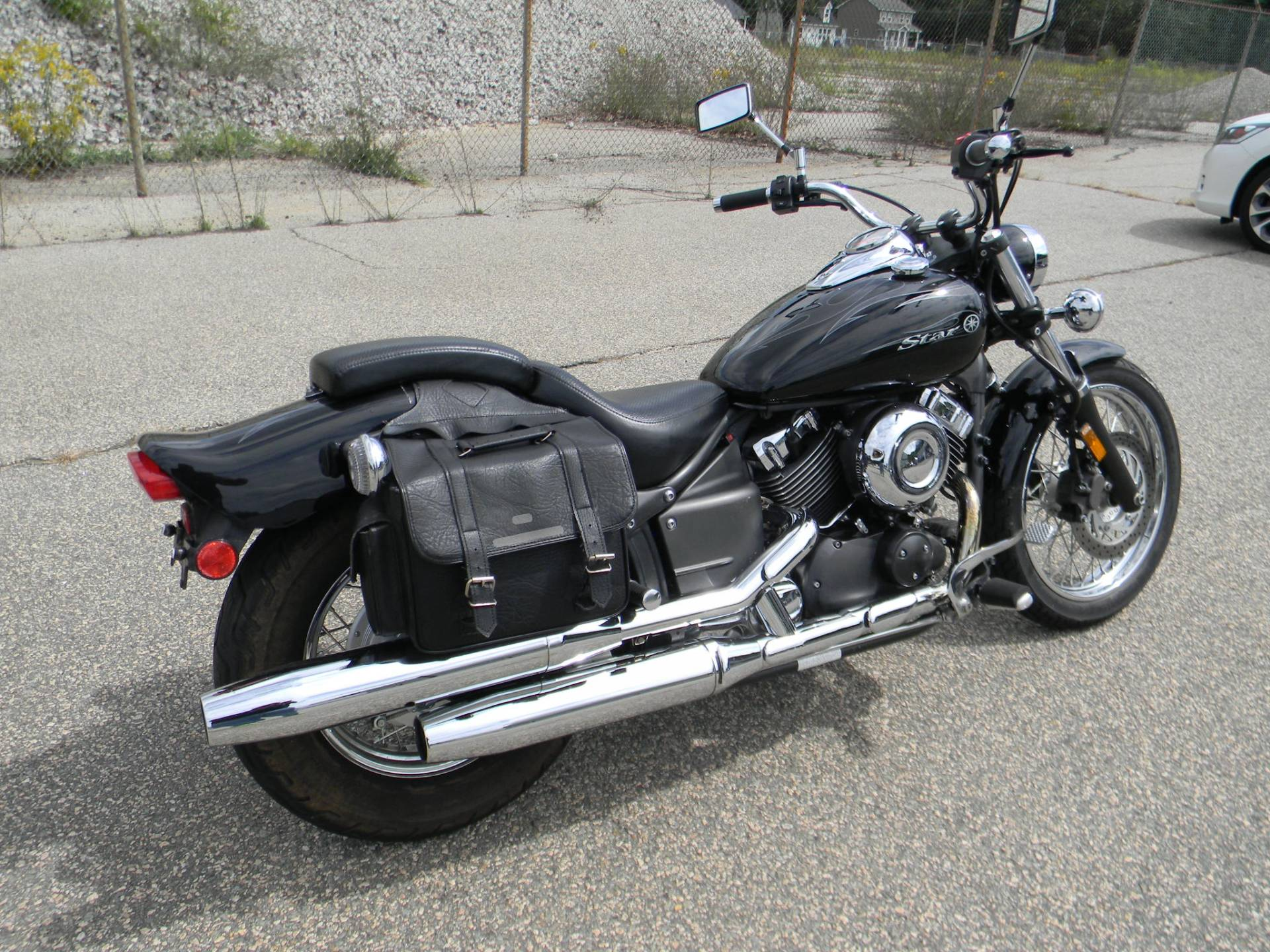 2008 Yamaha V Star® Custom in Springfield, Massachusetts