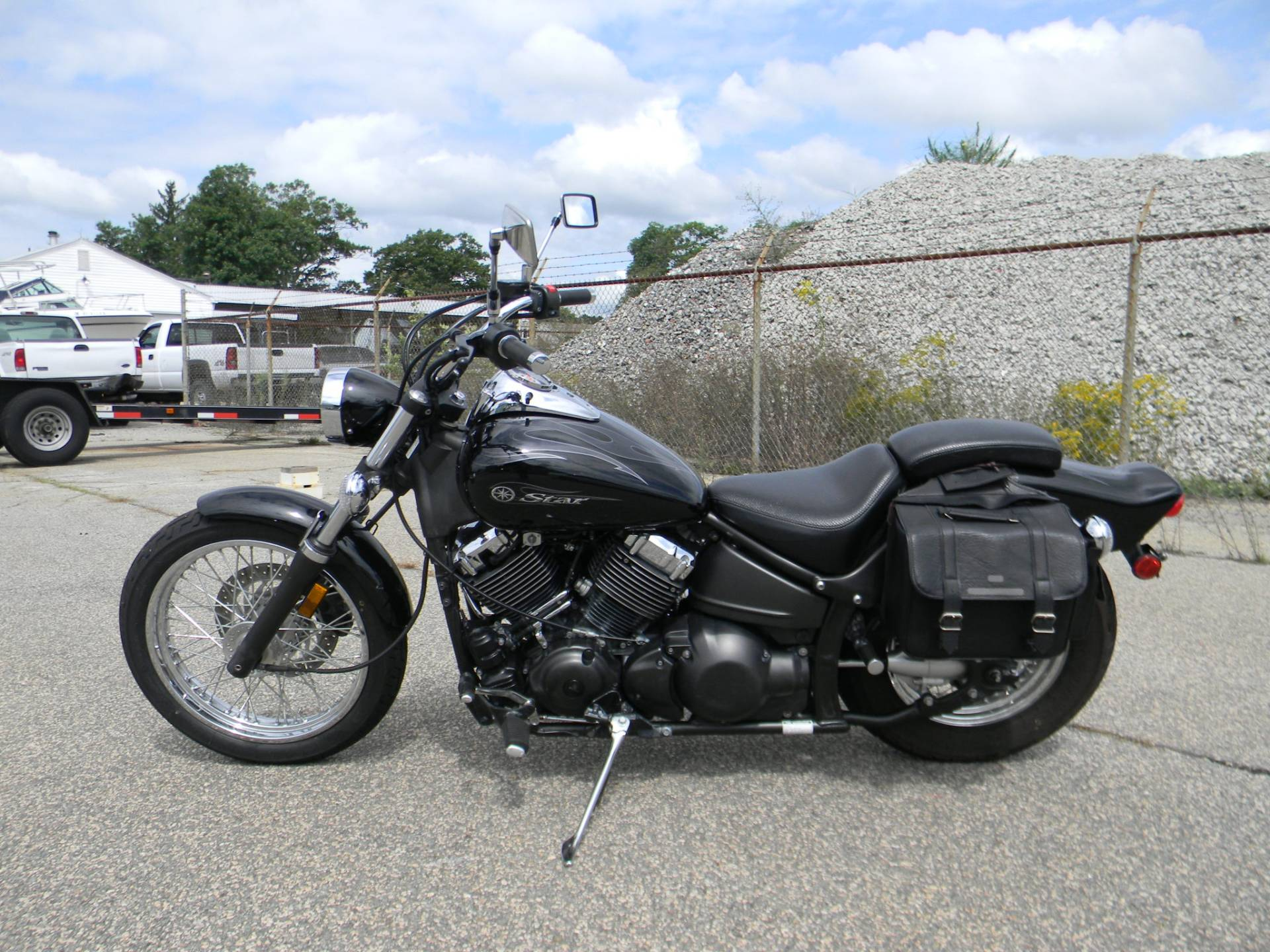 2008 Yamaha V Star® Custom in Springfield, Massachusetts - Photo 6
