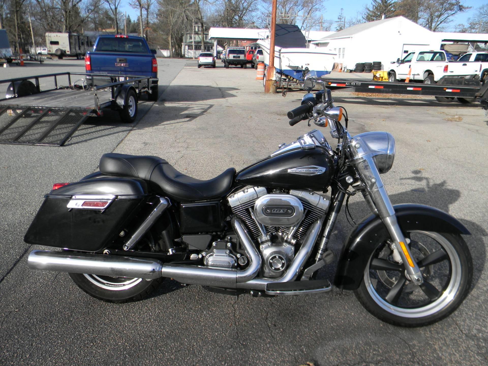 2016 Harley-Davidson Switchback for sale 1325